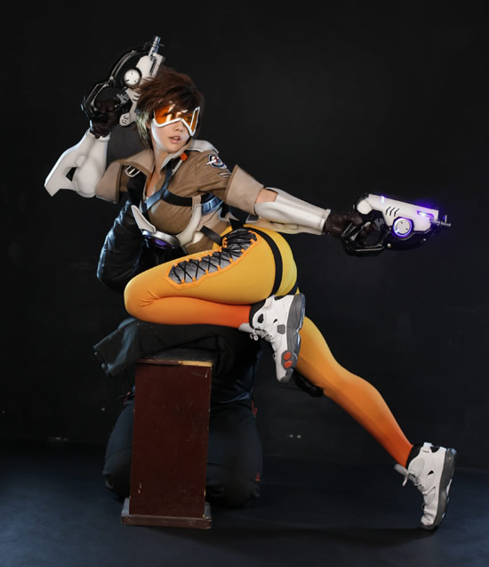 tracer cosplay pre 2