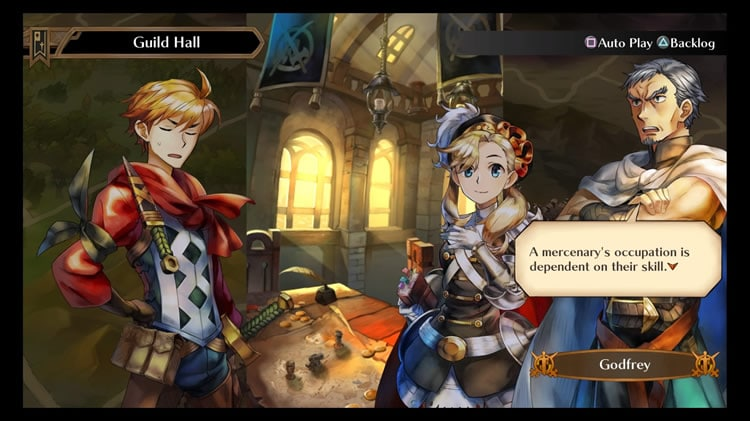 GRAND KINGDOM BETA