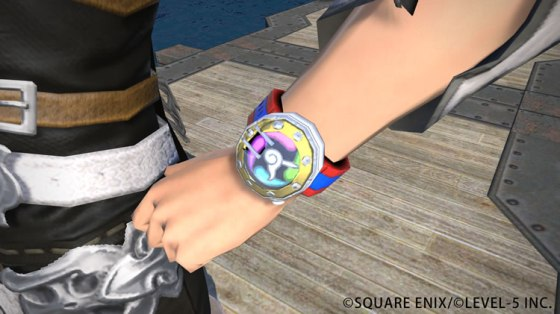 final fantasy xiv arma yo-kai watch 3