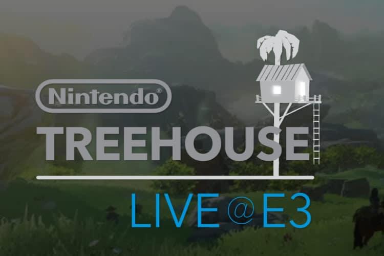 nintendo e3 treehouse zelda