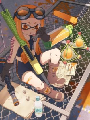 splatoon anime 2