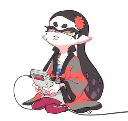 splatoon anime japon