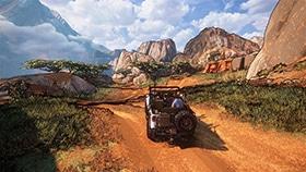 Uncharted 4 permitirá usar filtros para jugar