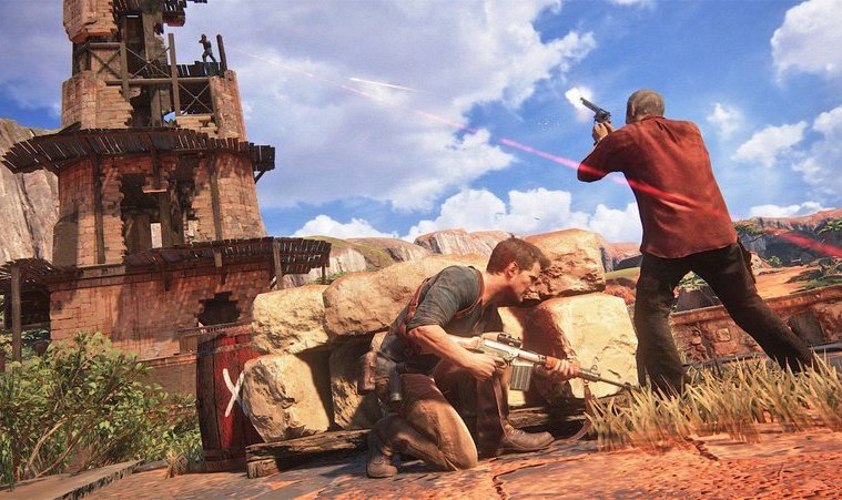 Uncharted 4 en la vida real