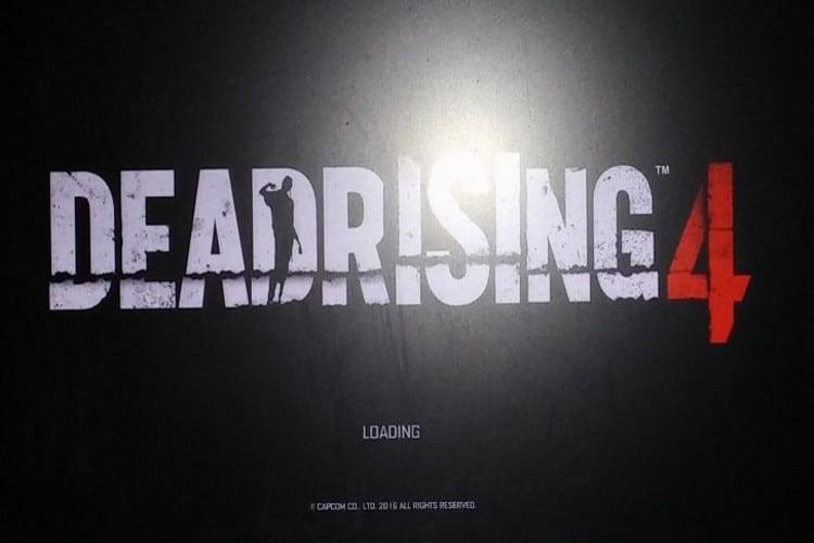 Dead Rising 4 se hace oficial en el E3 2016