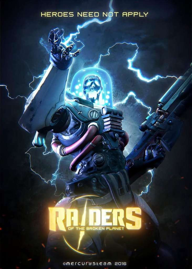 raiders of the broken planet gamelab 2016