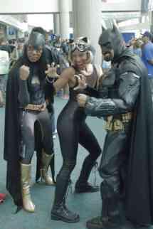 comic con batman y mas