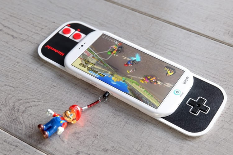 mando nintendo moviles