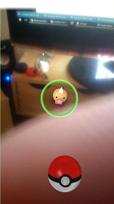 pokemon go guia experiencia tiro