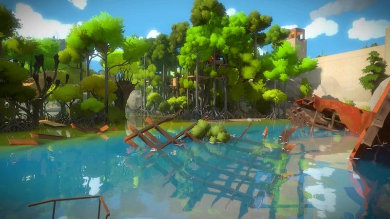 The Witness llega a Xbox One