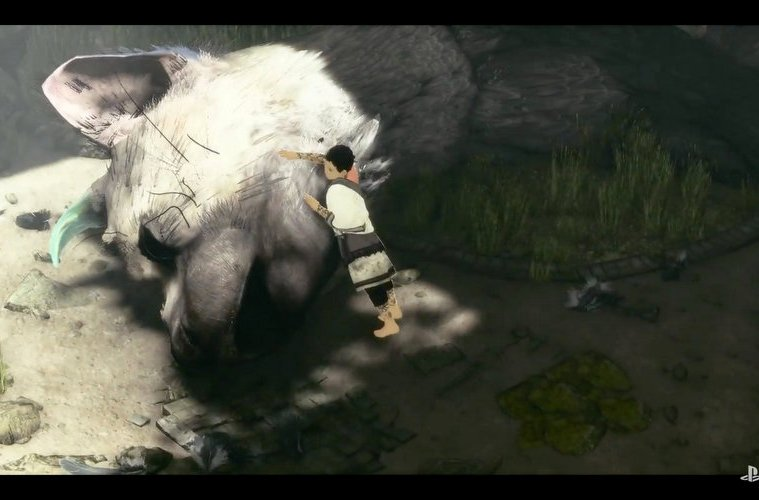 The Last Guardian trailer