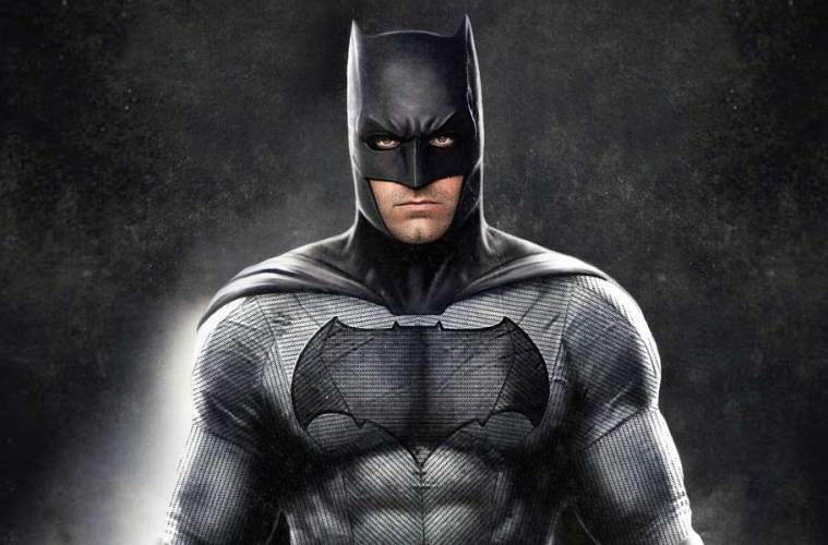 the batman título oficial ben affleck