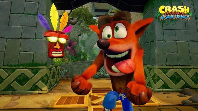 Crash Bandicoot N' Sane Trilogy, filtrada su fecha de lanzamiento