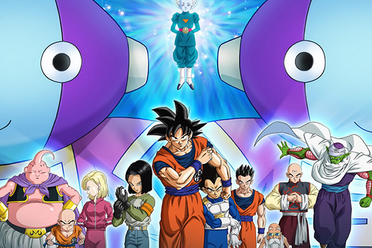 dragon ball super torneo 12 universos
