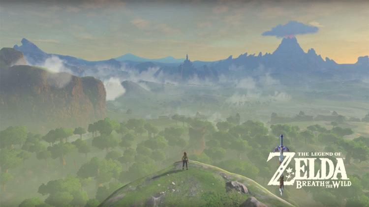 The Legend of Zelda: Breath of The Wild, fecha oficial de lanzamiento 3 de marzo