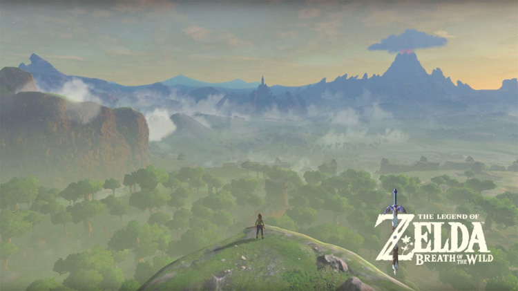 The Legend of Zelda: Breath of The Wild, fecha oficial de lanzamiento 3 de marzo