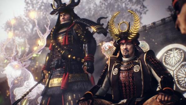 Nioh llegan nuevos personajes históricos