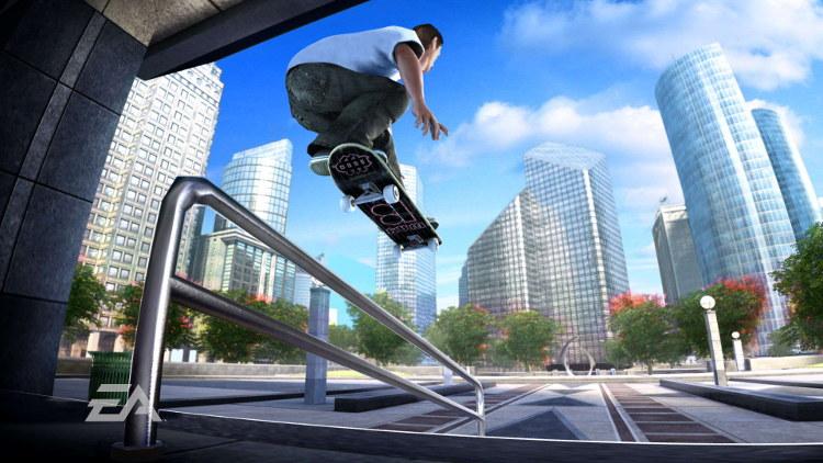 Skate 4 nuevo juego