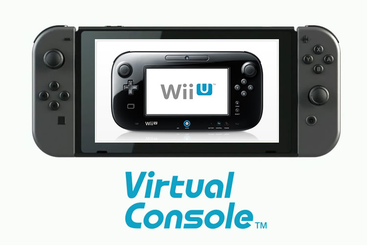 consola virtual Nintendo Switch