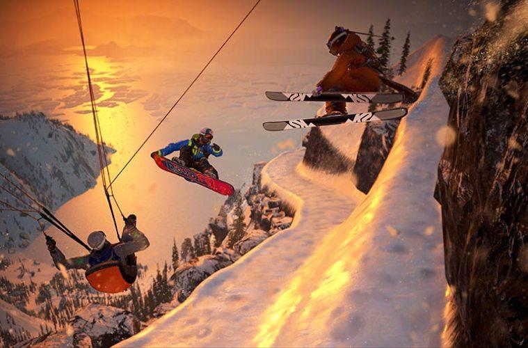Steep nos muestra la actualización gratuita de Alaska