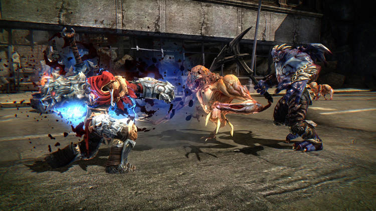 darksiders warmastered edition para wii u
