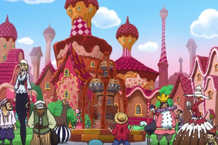 one piece 785 totto land