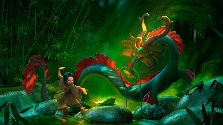 La película de El Guardián de los Dragones es lo nuevo de Movistar y Atresmedia