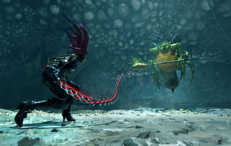 gameplay de darksiders 3