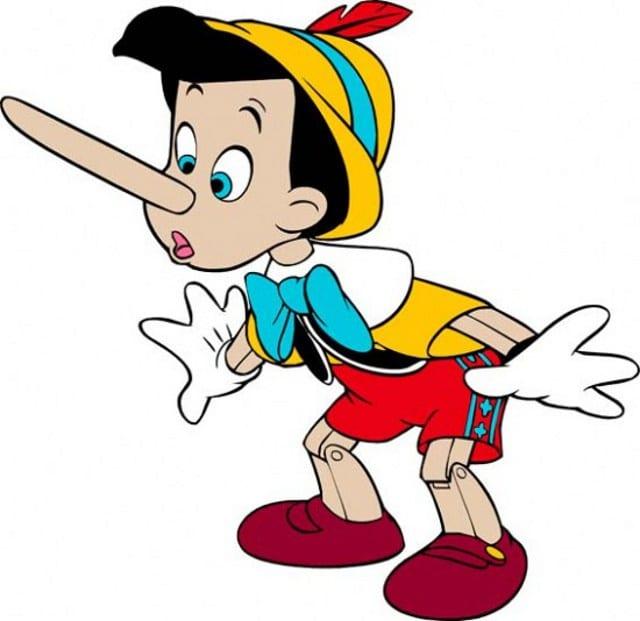 película de acción real de Pinocho