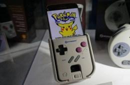 accesorio para móviles compatible con cartuchos de Game Boy