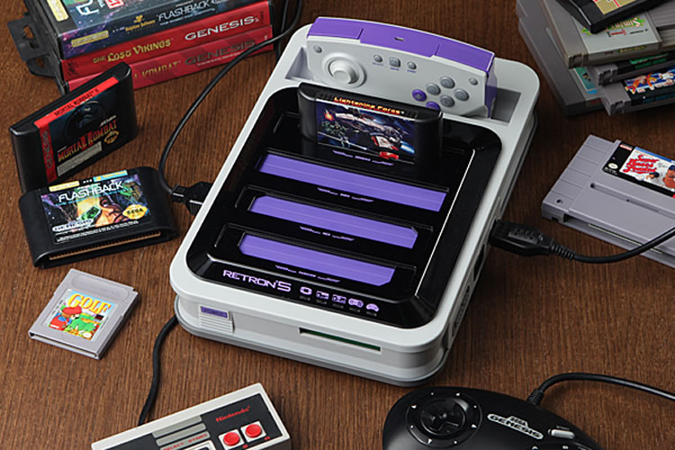 alternativas a nintendo classic mini snes retron 5
