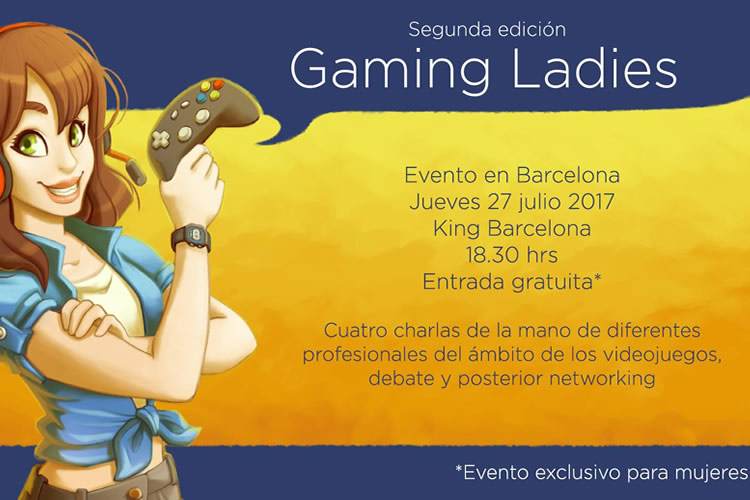 cancelacion de gaming ladies