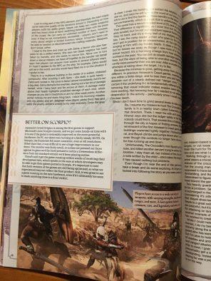 confirmación Assassin's Creed Origins interior 7
