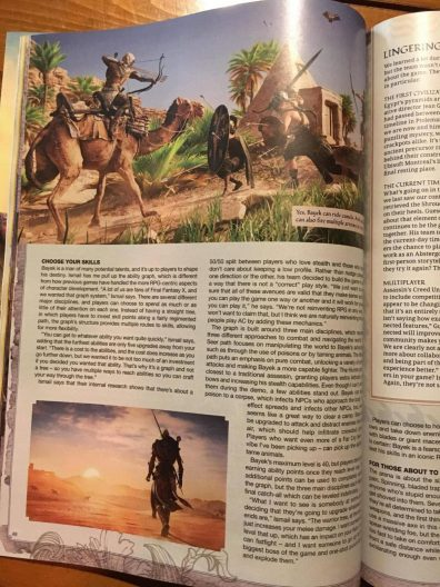 confirmación Assassin's Creed Origins interior 9