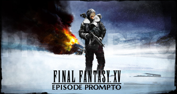 gameplay del Episodio Prompto de Final Fantasy XV