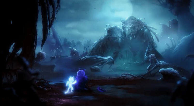 imágenes de ori and the will of the wisps
