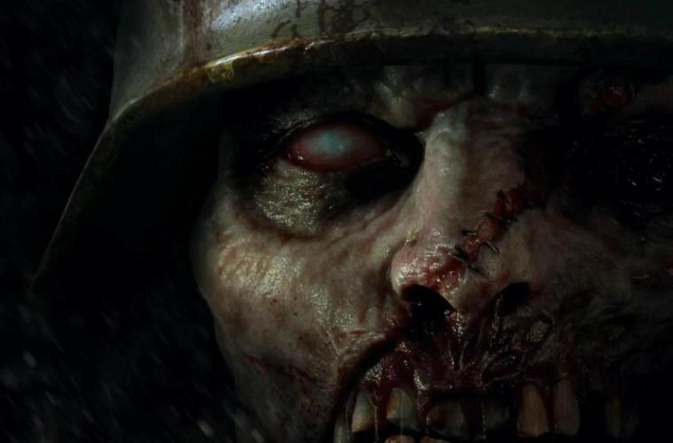 tráiler del modo zombies de Call of Duty: WWII