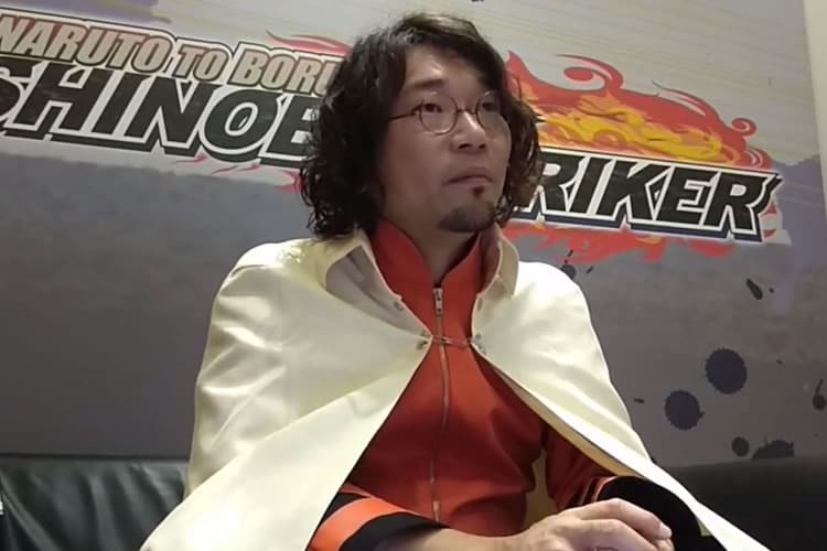 entrevista a Noriaki Niiko productor de Naruto to Boruto Shinobi Striker. web
