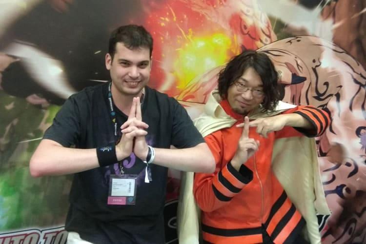 entrevista a Noriaki Niiko productor de Naruto to Boruto Shinobi Striker