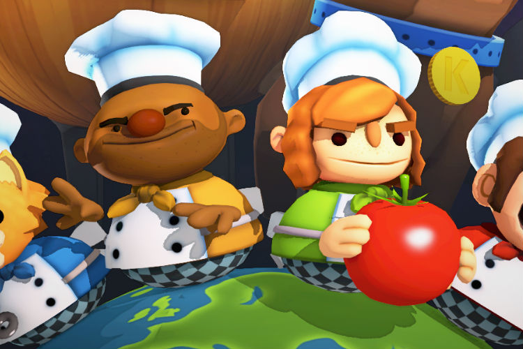 problemas con overcooked en switch