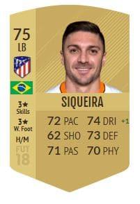 jugadores baratos de la Liga Santander para FUT 18