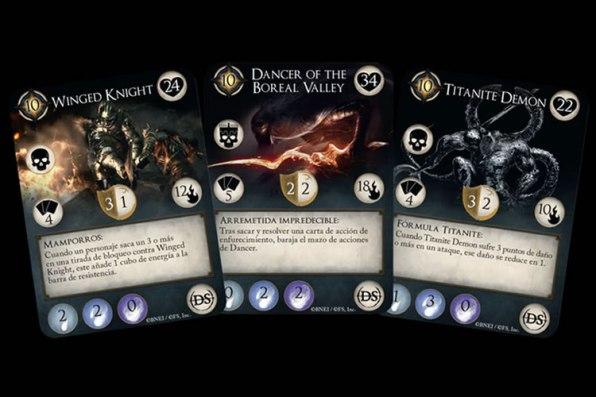 cartas nuevas de dark souls