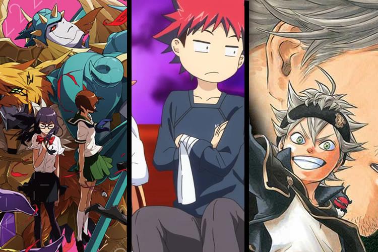 donde ver los anime de otoño