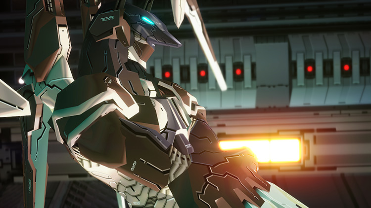 tráiler extendido de Zone of the Enders The 2nd Runner M∀RS