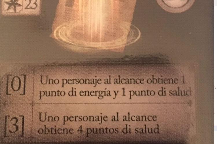traduccion al castellano del juego de mesa de dark souls