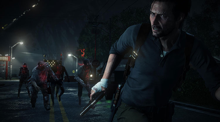 Reparación y localización del rifle francotirador en The Evil Within 2