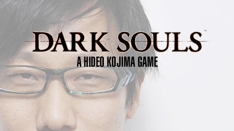 Distopías culpables: Hideo Kojima desarrolla el nuevo Dark Souls