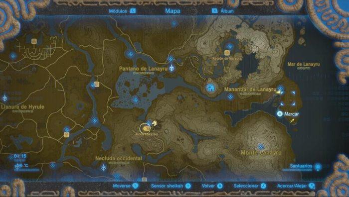 6 mejores piedras de Zelda: Breath of the Wild