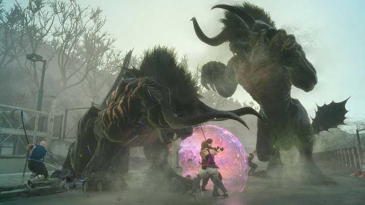 fecha de lanzamiento de Final Fantasy XV: Hermanos de Armas