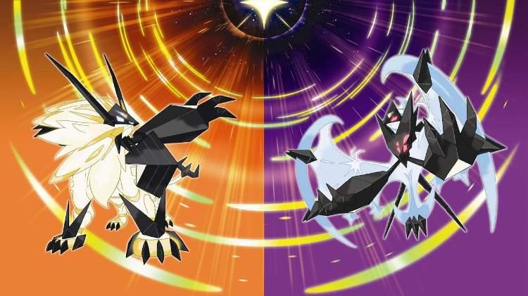 nueva transformación de Necrozma en Pokémon Ultrasol y Ultraluna